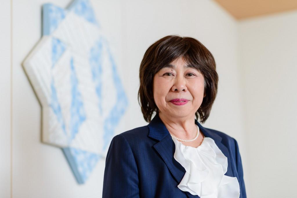 フコク物産株式会社 代表取締役社長 木部美枝